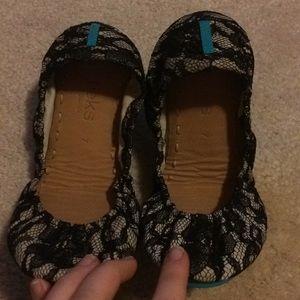 Tieks Shoes - Lace Tieks